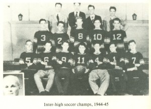 GB Soccer Champs -1944 -- 50ybook