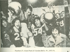 1973 Football Champs