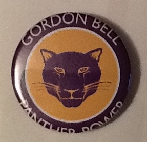 Panther Power Badge